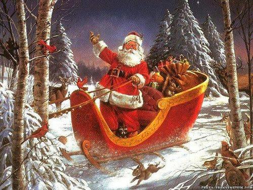 Il était une fois Noël : les cartes de vœux #2
