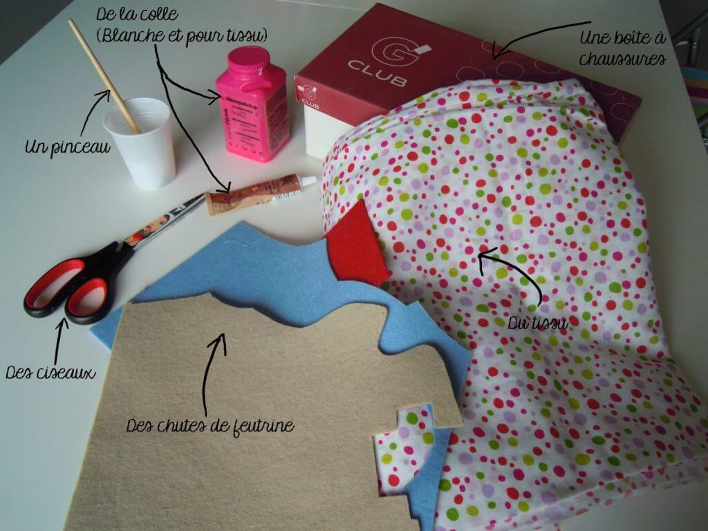 Comment Customiser Une Boite A Chaussure d.i.y. : la boîte à couture – la planque à libellules
