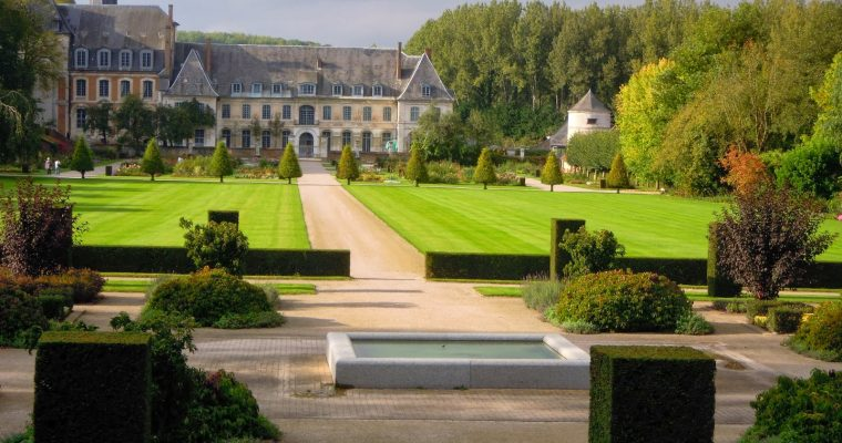 Carte Postale #2 : Les Jardins de Valloires