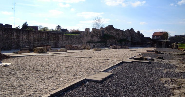 Carte Postale #4 : Le Forum Antique de Bavay