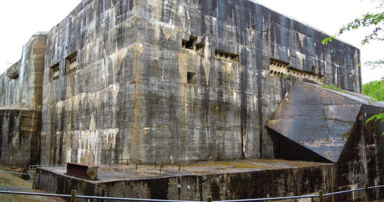 Carte Postale #5 : le Blockhaus d'Éperlecques