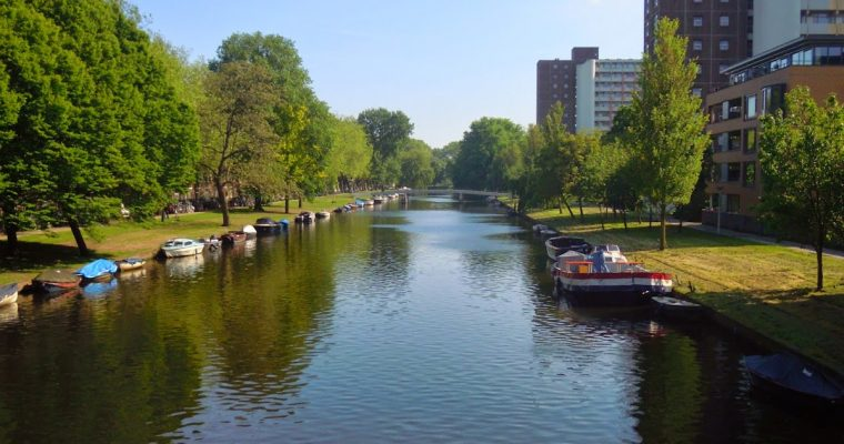 Carte Postale #7 : Amsterdam 1/3