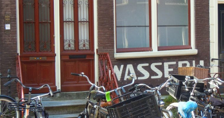 Carte Postale #8 : Amsterdam 2/3