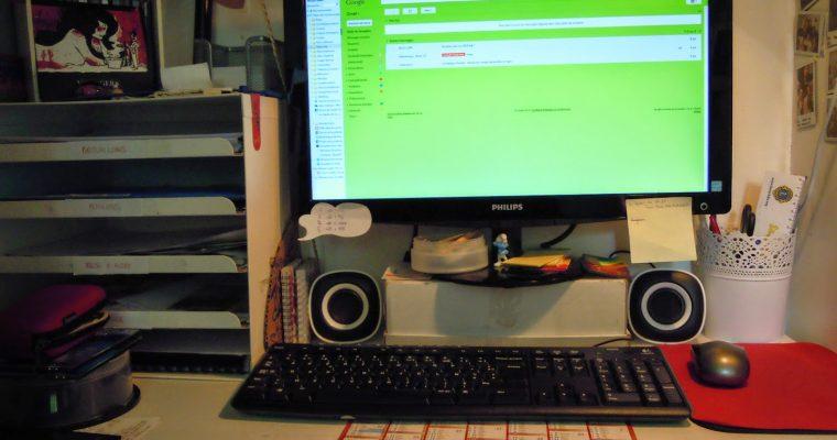 Mon joli bureau [D.I.Y. Inside]