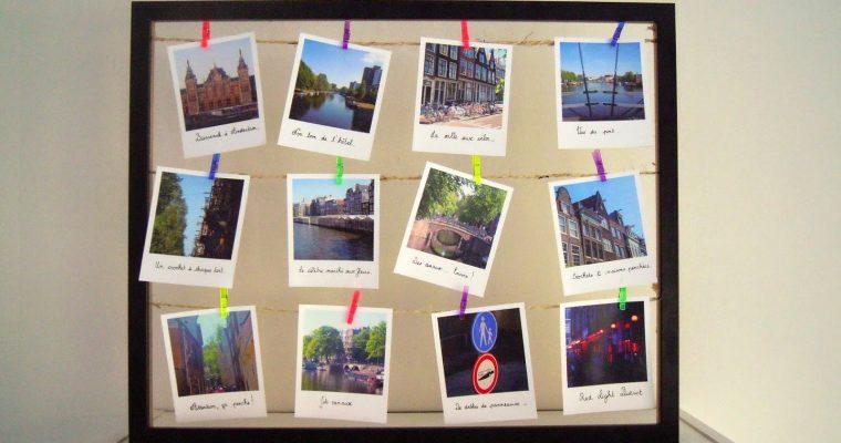 D.I.Y. : Pêle-mêle de photos