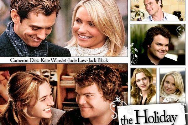 """Séance de cinéma au chalet : """"The Holiday"""""""