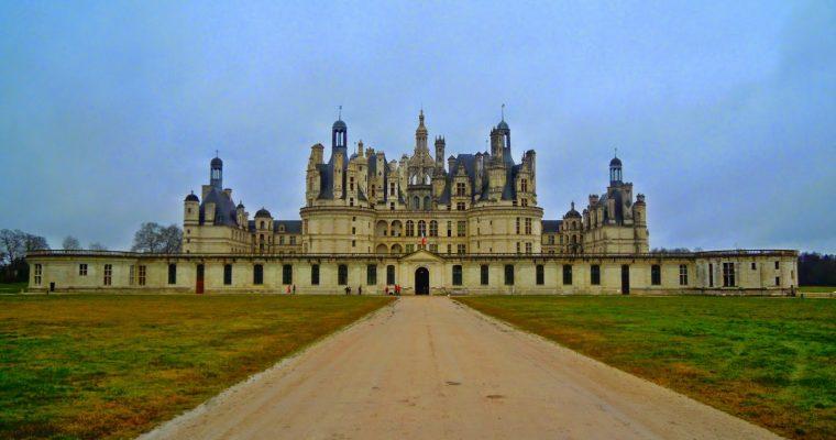 Carte Postale # 12 : Le Château de Chambord