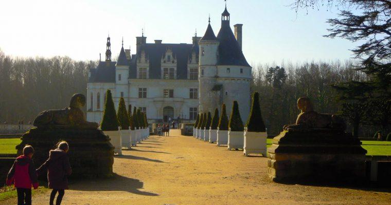 Carte Postale #15 : Le Château de Chenonceau