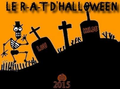 Read-A-Thon d'Halloween: 16, 17 et 18 octobre