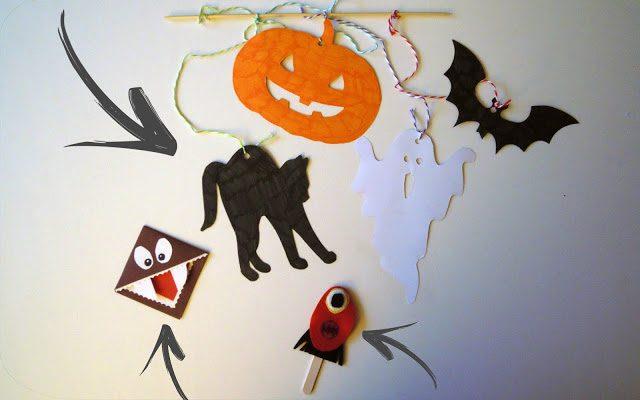 DIY d'Halloween : le 3 en 1