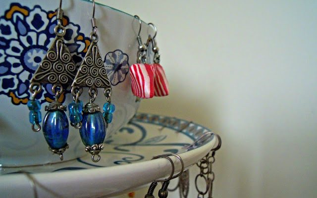 DIY : un porte-bijoux