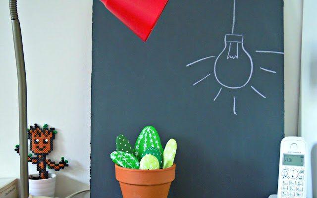 DIY : Cactus en galets