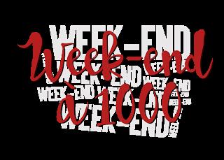 Week-end à 1000 : suivi lecture + bilan