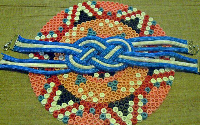 D.I.Y. : bracelet marin en paracorde