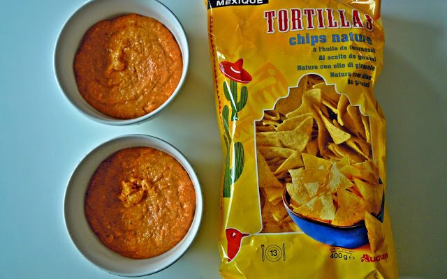 En cuisine : Sauce Ktipiti