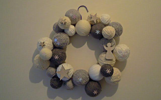 DIY de Noël : Une jolie couronne  [#4xNoël]