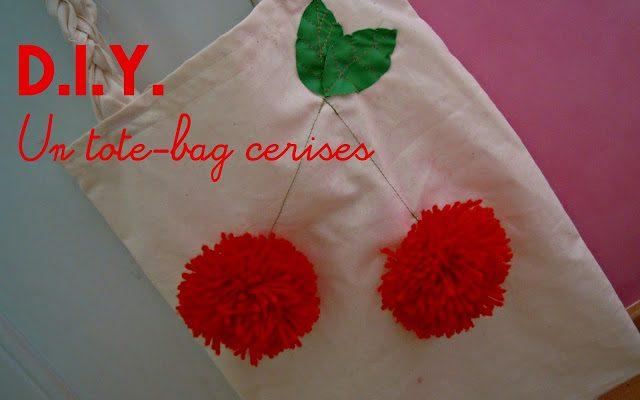 DIY : un tote-bag pour l'été