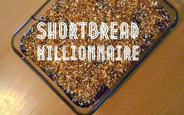 Shortbread Millionnaire