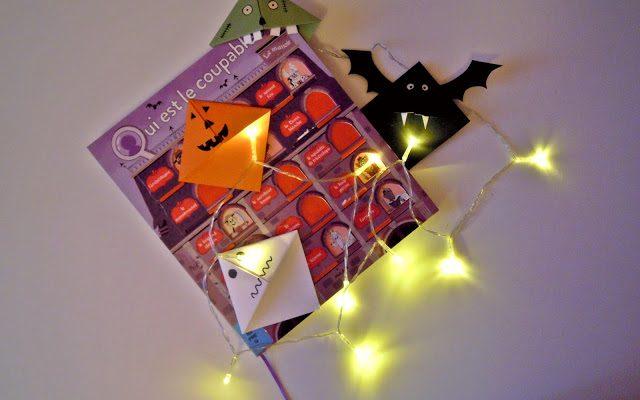 Challenge Halloween : DIY marque-page monstrueux