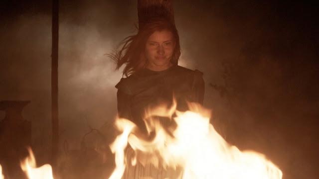 Challenge Halloween : L'ensorcelée de Salem
