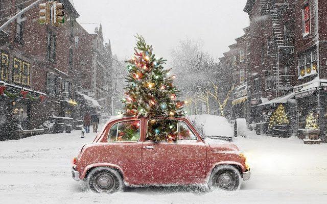 Tag de Noël [Il était cinq fois Noël]