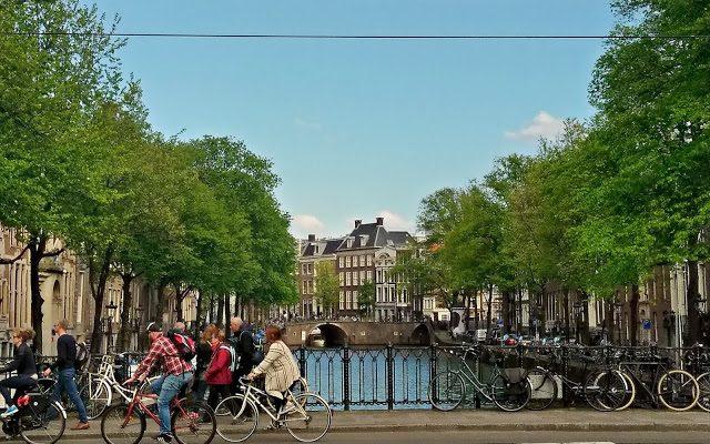 Vélo-trip aux Pays-Bas