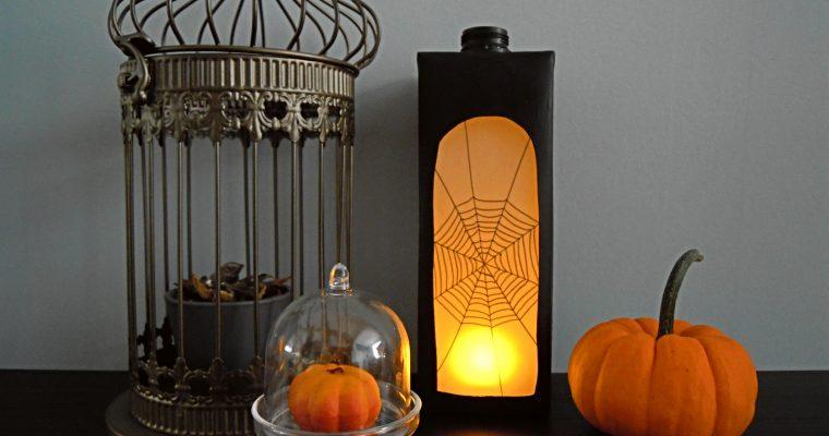 Challenge Halloween #2 : DIY lanterne