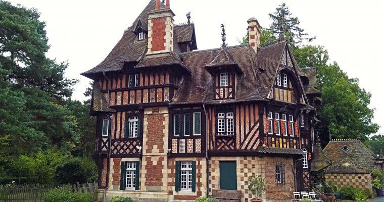 Carte postale #35 : Court séjour en Normandie