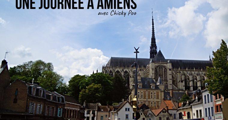 Carte postale #38 : une journée à Amiens