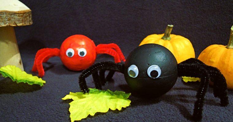 Challenge Halloween #8 : DIY Petite Araignée