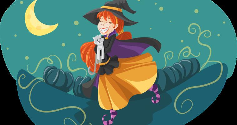 Challenge Halloween #6 : Verte & Pome