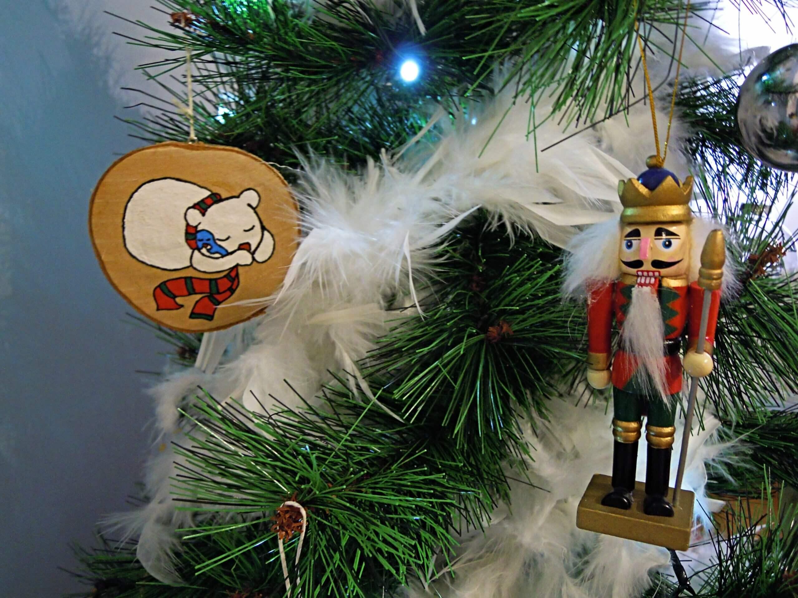 Il était 7 fois Noël : la décoration