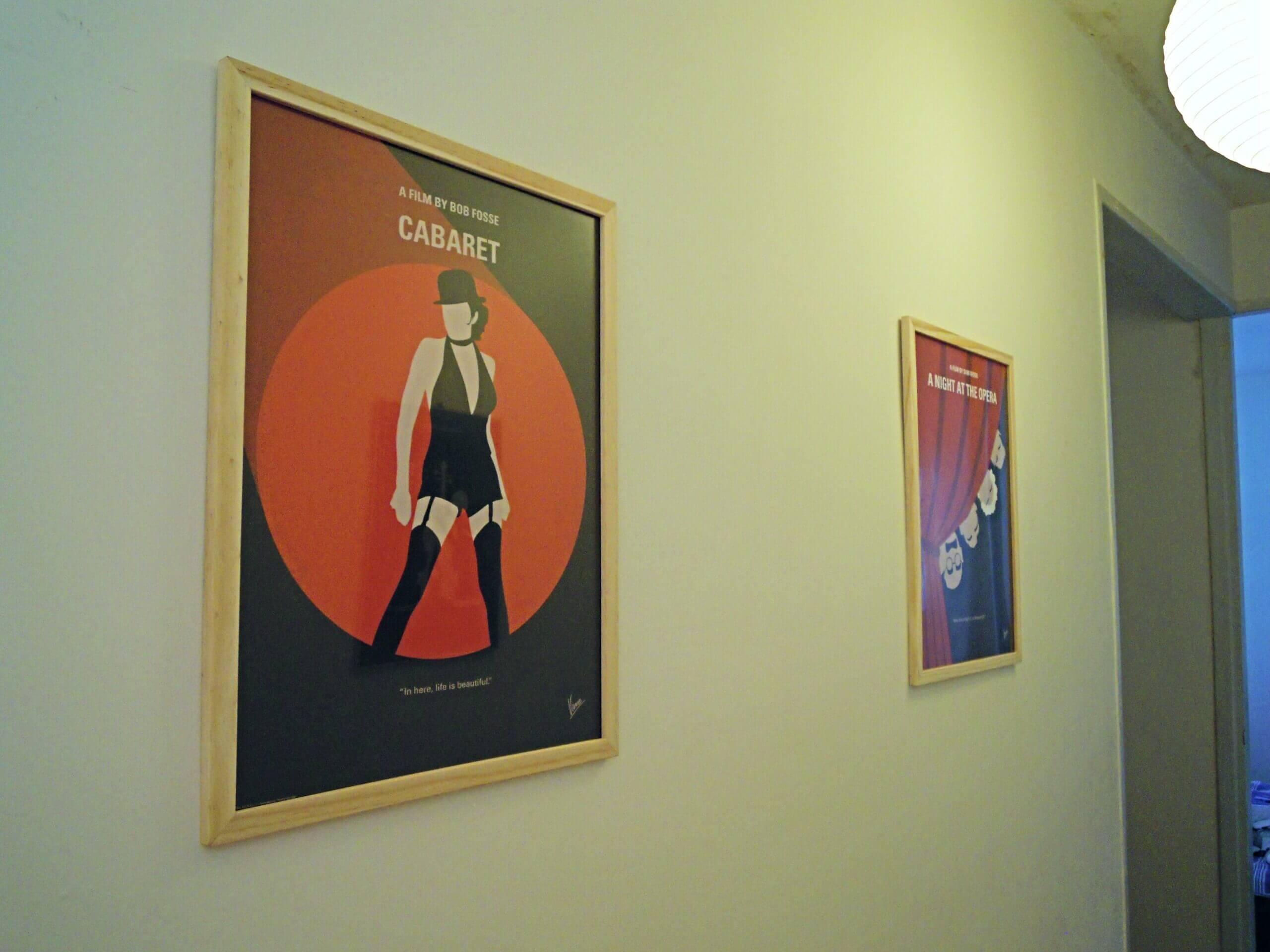 Décoration : des posters à la maison