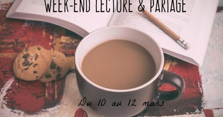Week-end lecture et partage [Inscriptions+suivi+bilan]