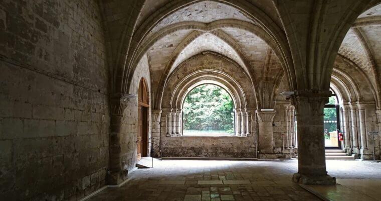 Carte postale #47 : l'Abbaye de Vaucelles