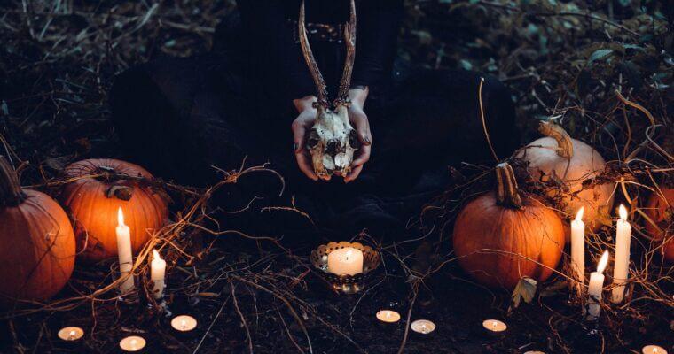 Challenge Halloween #4 : Sorcellerie 1/2