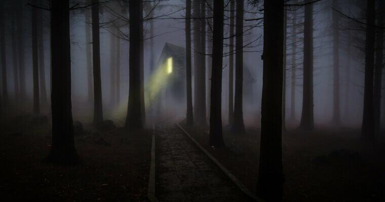 Challenge Halloween #10 : Dans la maison hantée