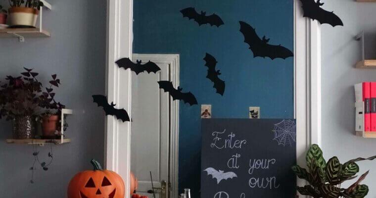 Challenge Halloween #11 : Décoration