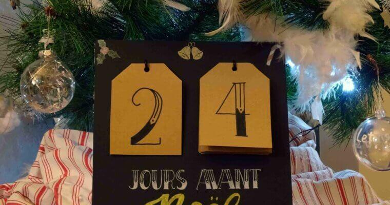 Il était huit fois Noël : Calendrier de l'Avent