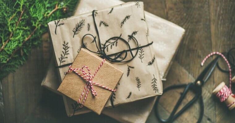 Il était huit fois Noël : des cadeaux