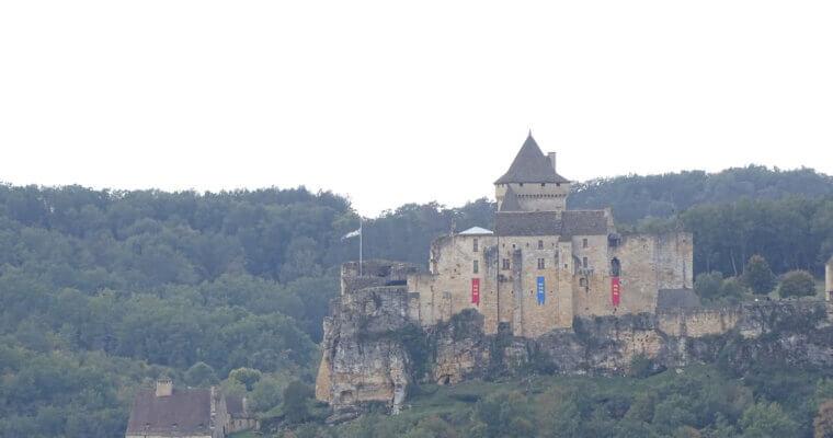 Carte postale #53 : Le Château de Castelnaud