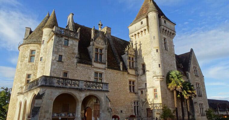Carte postale #54 : Le Château des Milandes