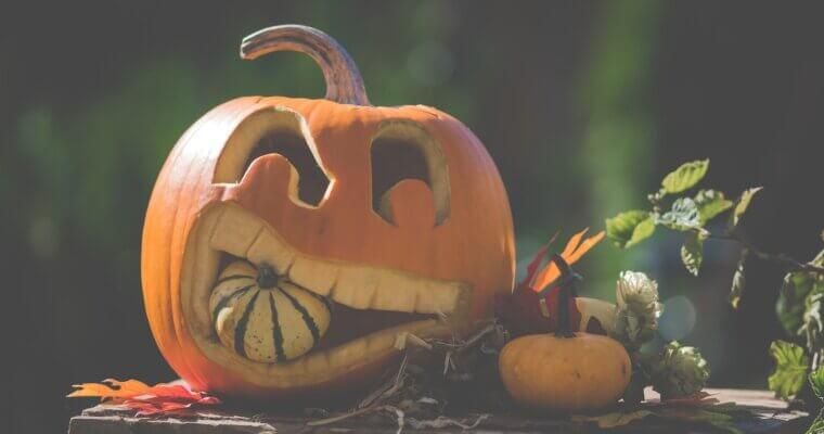 Challenge Halloween #3 : Déco etc.